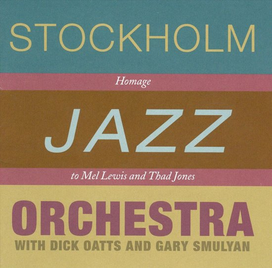 Homage to Mel Lewis and Thad Jones [swedish Import]