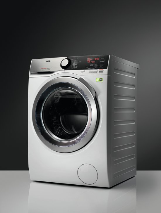 AEG L8FEE84S - Wasmachine