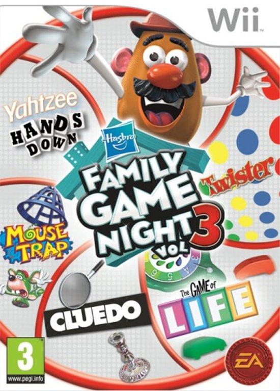 Hasbro Family Game Night 3 kopen