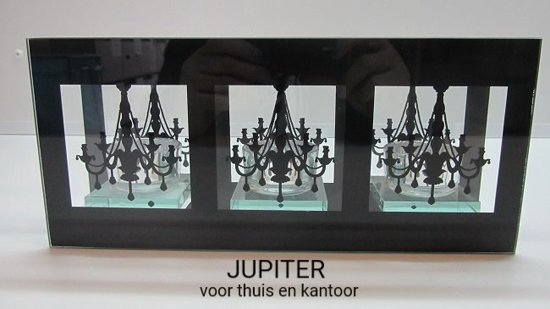 Kroonluchter Voor Waxinelichtjes.Waxinelicht Houder Glas Decoratie Kroonluchter