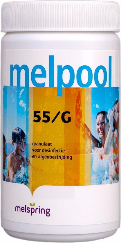 Melpool Chloorgranulaat 55G 1KG