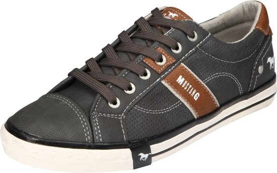 Chaussures Casual Gris Casual Mustang Pour Les Femmes AwnYiU