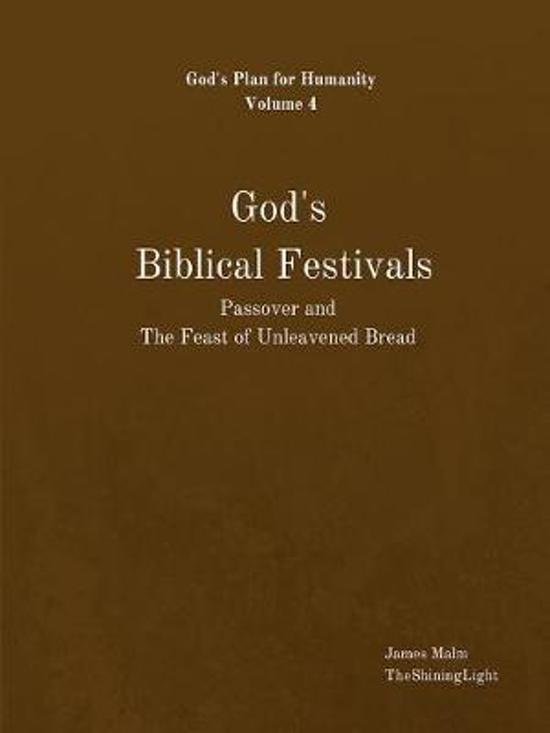 God s Biblical Festivals