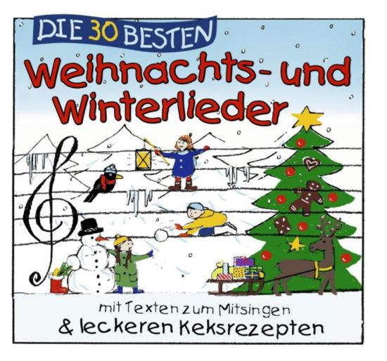 Die 30 Besten Weihnachts und Winterlieder