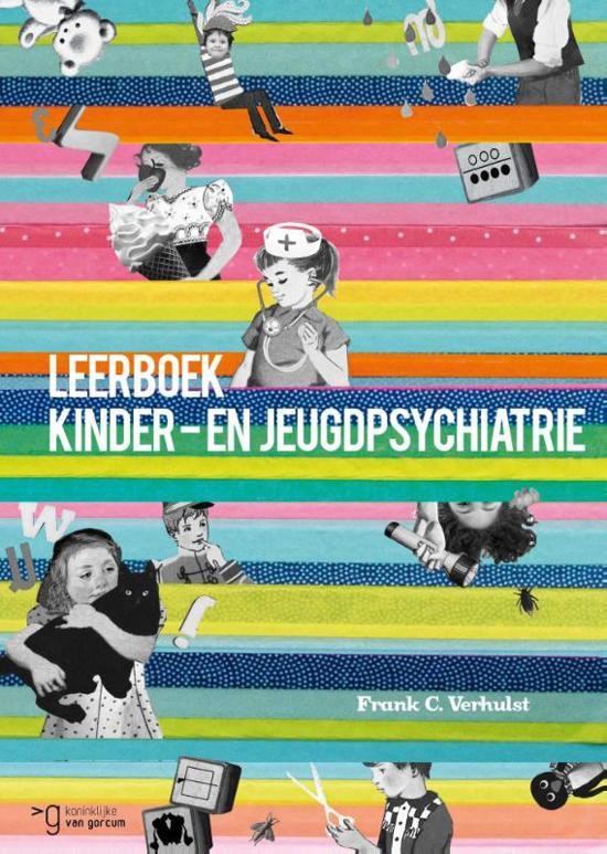 Leerboek kinder en jeugdpsychiatrie