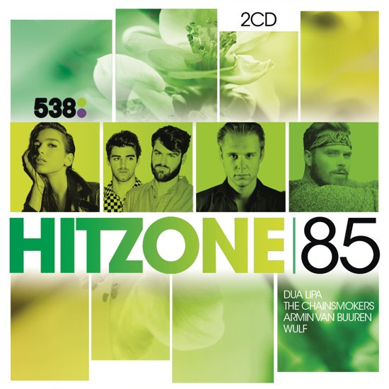 538 Hitzone 85