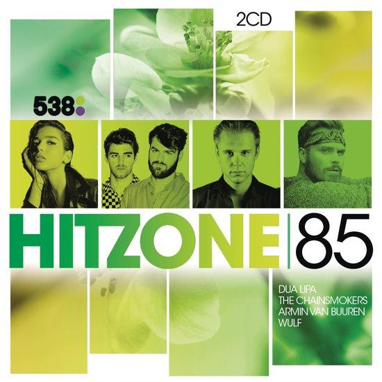 CD cover van 538 Hitzone 85 van Various