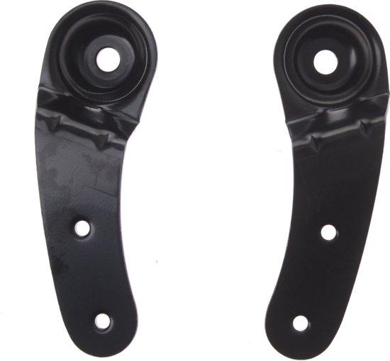 Abus SH4850/485/495 - Montagebeugel Ringslot - Zwart