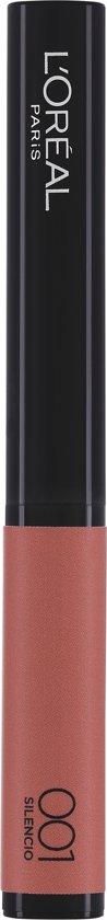 L'Oréal Paris Infaillible Matte Max Lippenstift - 001 Silencio Nude
