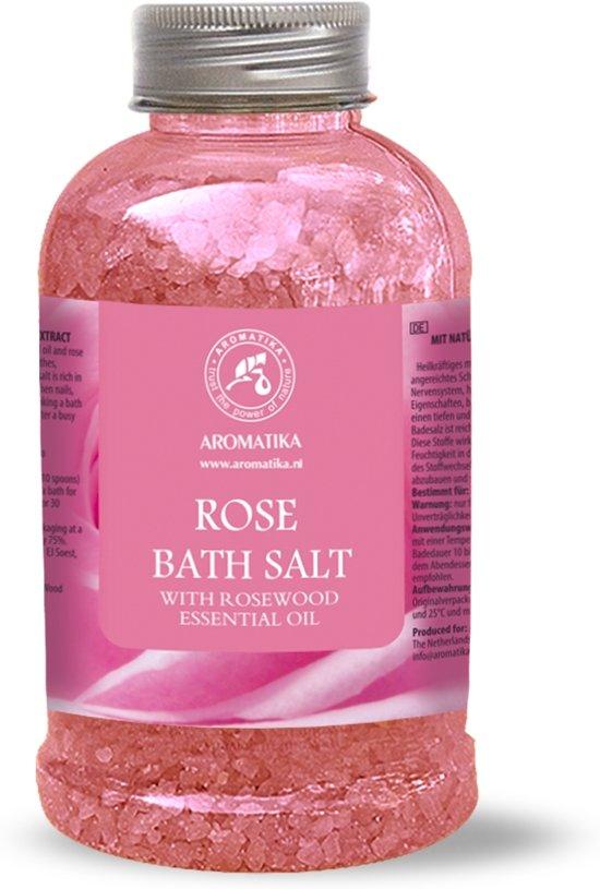 Badzout Roos Tegen Acne Droge Huid Spierpijn Vermoeidheid Goed Voor Persoonlijke Verzorging Huidverzorging Aromatherapie Anti Stress
