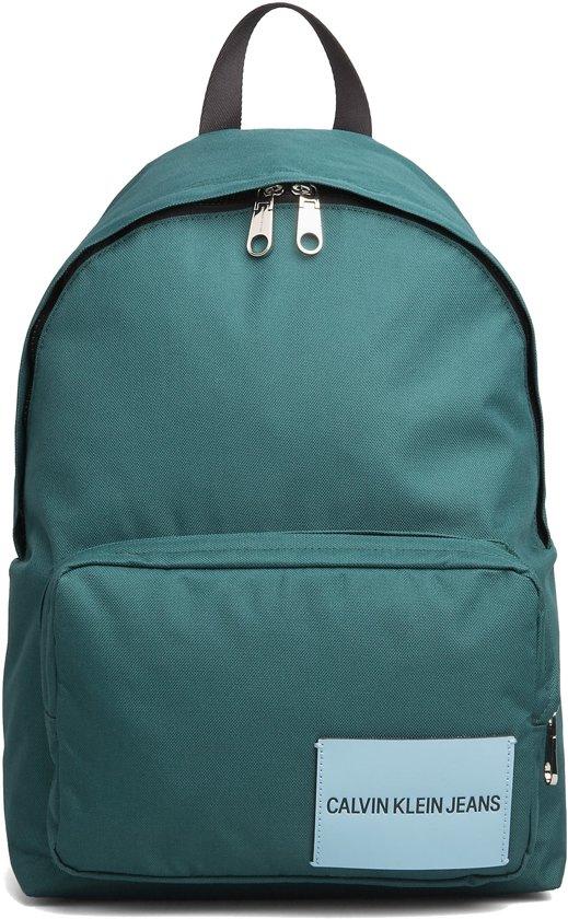 32844c3ecb0 bol.com | Calvin Klein Jeans Sport Essential Rugzak - Groen