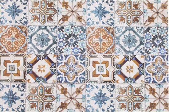 Portugese Tegels Outlet : Bol binnenmat deurmat tegels madrid