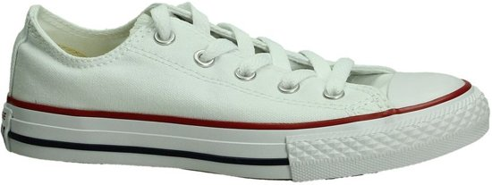 a97dfdc577e Converse Chuck Taylor All Star Sneakers Laag Kinderen - Optical White - Maat  32