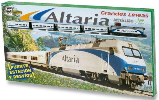 Pequetren Startset Batterij 990 Classic Altaria Renfe