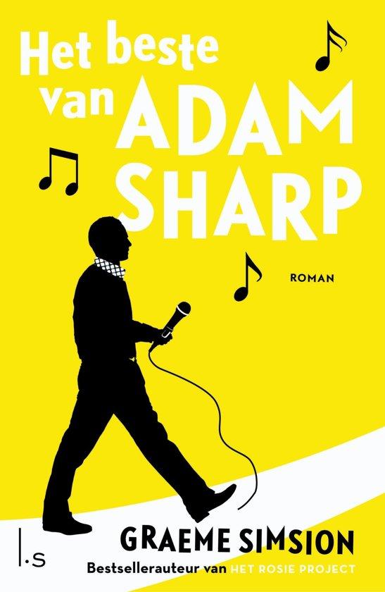 Boek cover Het beste van Adam Sharp van Graeme Simsion (Onbekend)