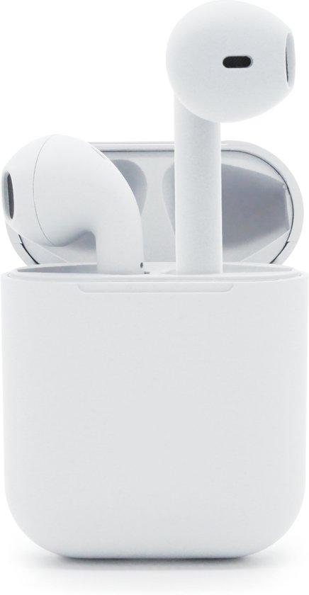 Afbeelding van JAP Sounds AP18 - Draadloze in-ear oordopjes - Verbinden automatisch - Smart oplaadcase - Wit