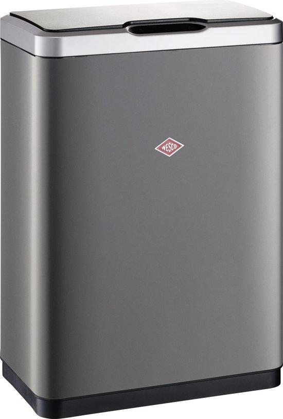 Wesco iMaster Afvalemmer 2x 20 L