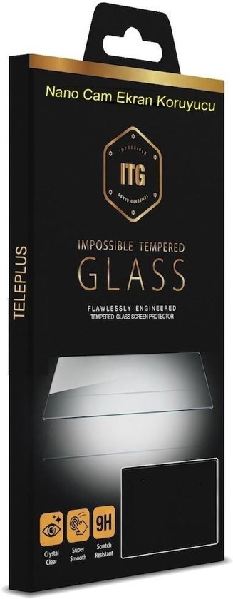 Teleplus Xiaomi Redmi Note 8T Nano Glass Screen Protector