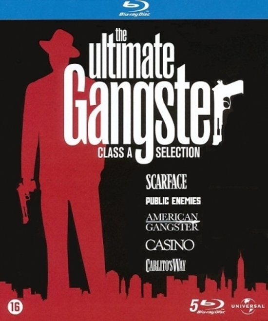 Cover van de film 'Ultimate Gangster Box 2'
