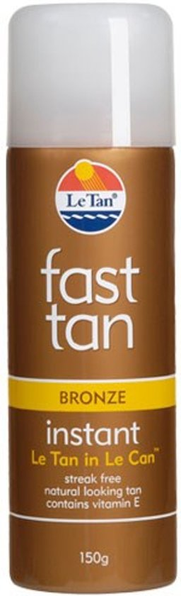 Le Tan In The Can - bronze 150 gram spray