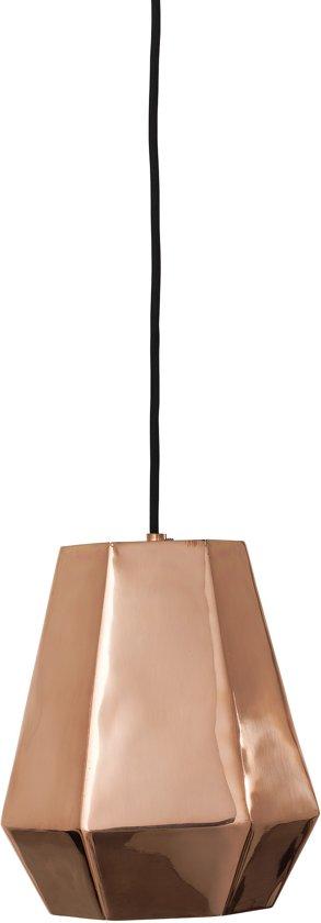 bol bloomingville hanglamp 24 cm koper