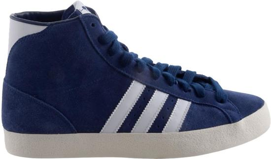a37c09f94ca bol.com | adidas Basket Profi - Sneakers - Mannen - Maat 40 - Blauwpaars