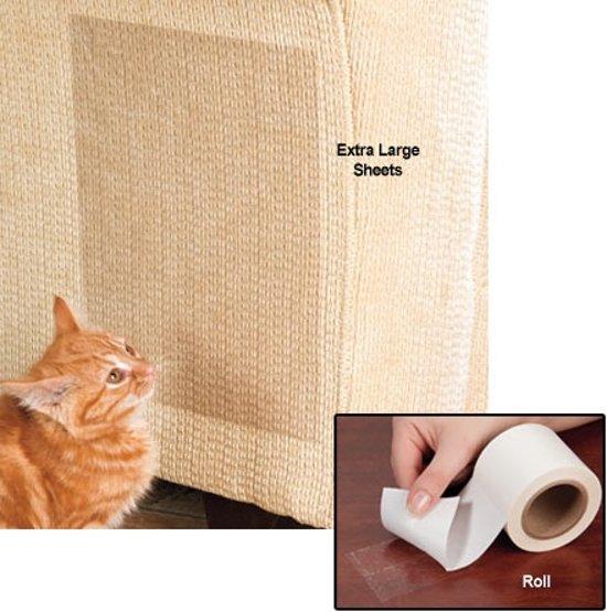 Bescherming Tegen Krab Schade Van Katten Xl Uitvoering