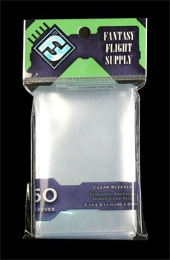 Afbeelding van het spel Standard American Board Game Sleeves (56x87 mm) (50st.)