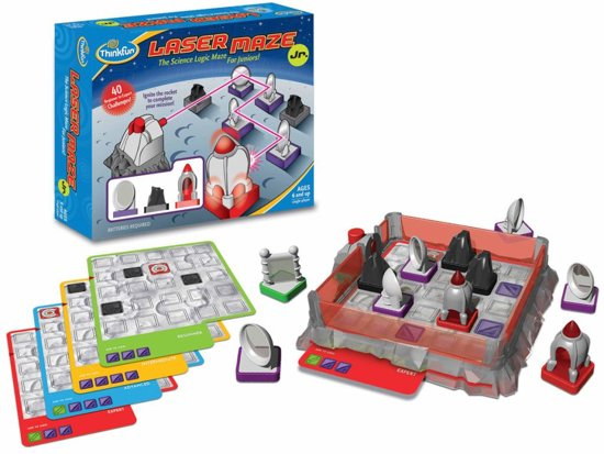 Laser Maze Jr. - Educatief Spel