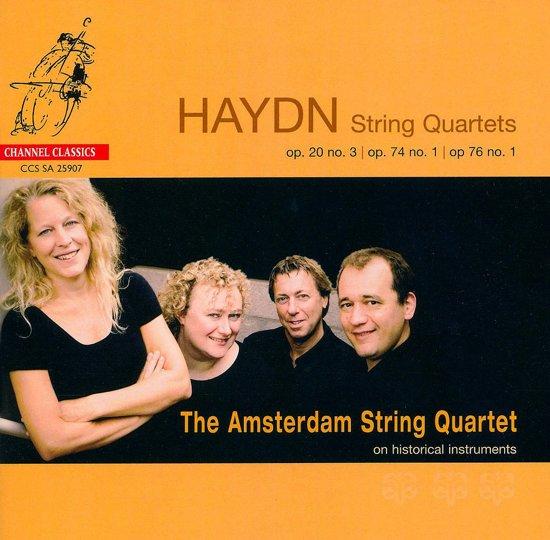 String Quartets Opus 20 No.