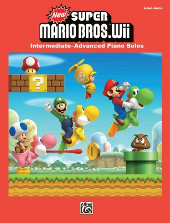 Boek cover New Super Mario Bros.™ Wii van Various (Paperback)