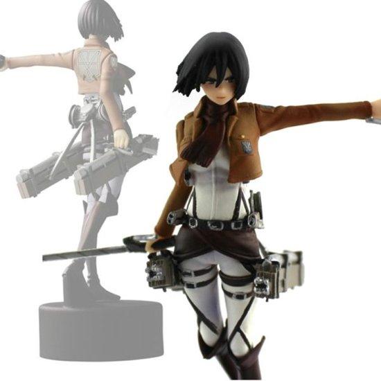Attack On Titan Figurine - Mikasa Ackerman
