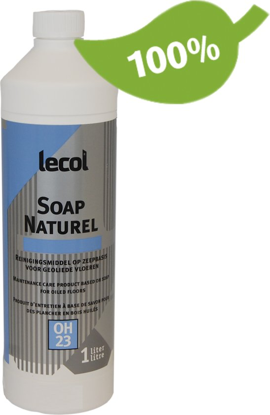 Lecol Soap Naturel OH23 (122297)