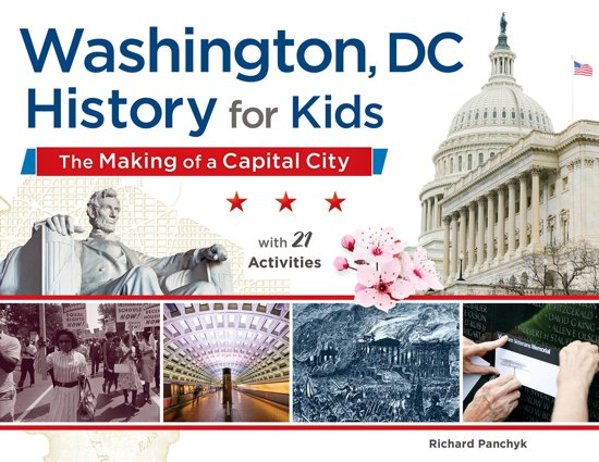 Alle boeken van schrijver richard panchyk 1 10 boek cover washington dc history for kids van richard panchyk ebook fandeluxe Document