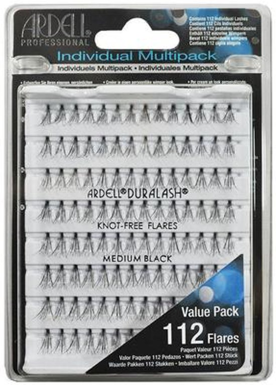 ARDELL Individual Multipack zestaw112 kÄ™pek rzÄ™s Medium Black