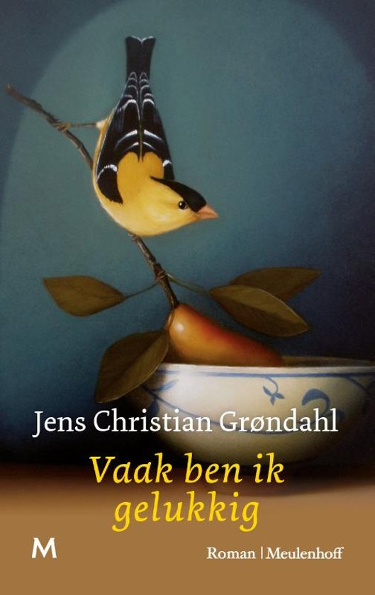 Boek cover Vaak ben ik gelukkig van Jens Christian Grøndahl (Hardcover)