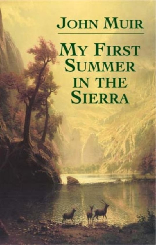 "john muir forestry sierra club essay (muir's first essay about hetch hetchy - quite different from other hetch hetchy writings) ""the hetch-hetchy valley,"" by john muir, sierra club forest."