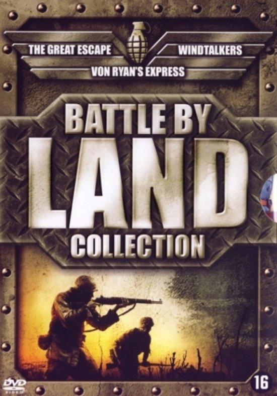 Cover van de film 'Battle By Land Collection'