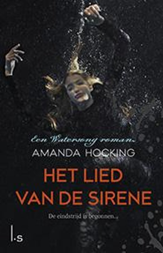 Het lied van de sirene (The Watersong #4) – Amanda Hocking