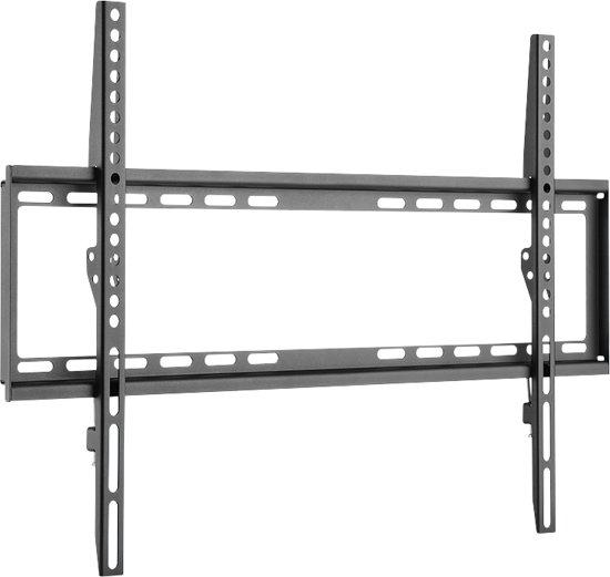 LogiLink BP0038 flat panel muur steun 177,8 cm (70'') Zwart, Roestvrijstaal
