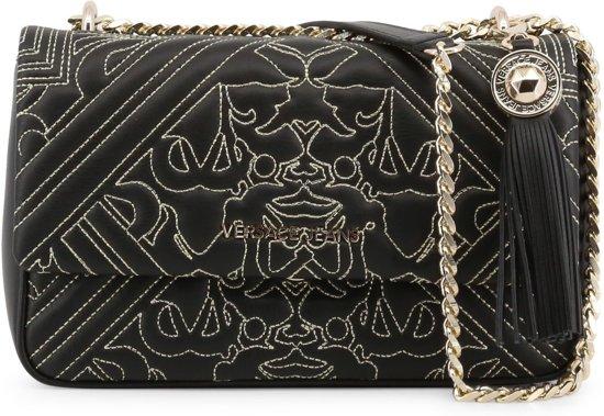 0d238c6ee4c bol.com | Versace Jeans - Crossbody tas dames zwart - E1VSBBZ6_70792_M27