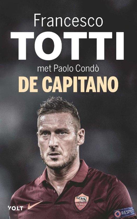 Boekomslag voor De capitano