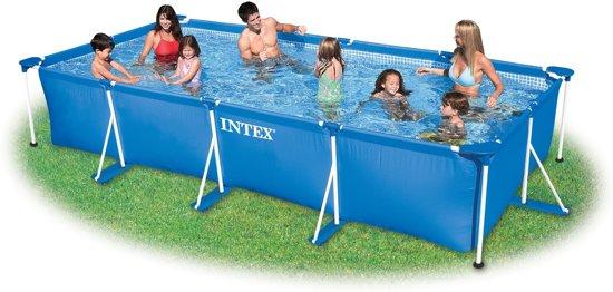 Intex Frame Pool 450 x 220 x 84 cm - Zwembad
