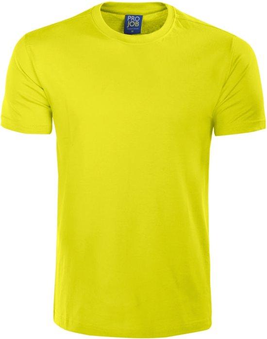 Projob 2016 T-shirt Geel maat XXXL