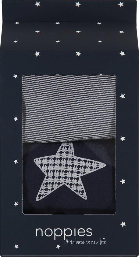 Noppies Giftset basic - Navy - Maat 56
