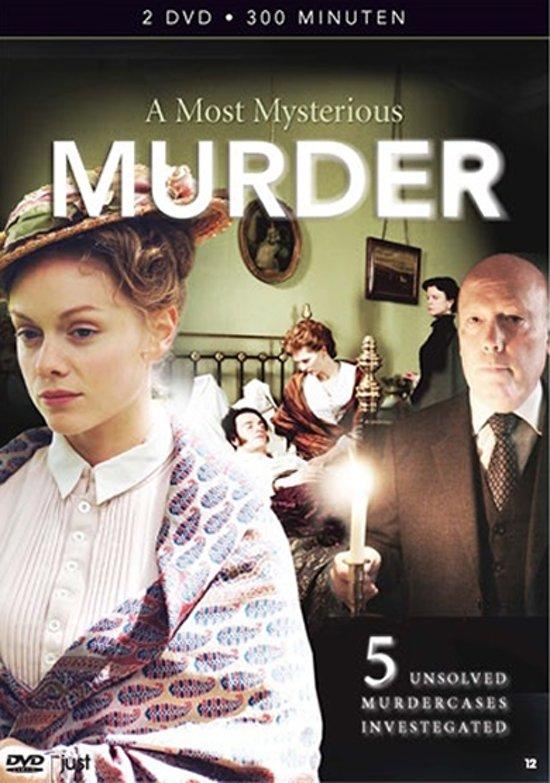 Cover van de film 'Most Mysterious Murder'