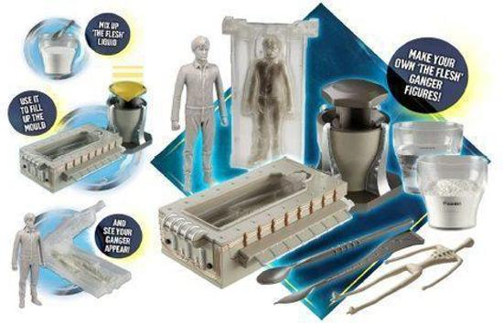 Dr. Who Flesh Factory Figure Maker Set