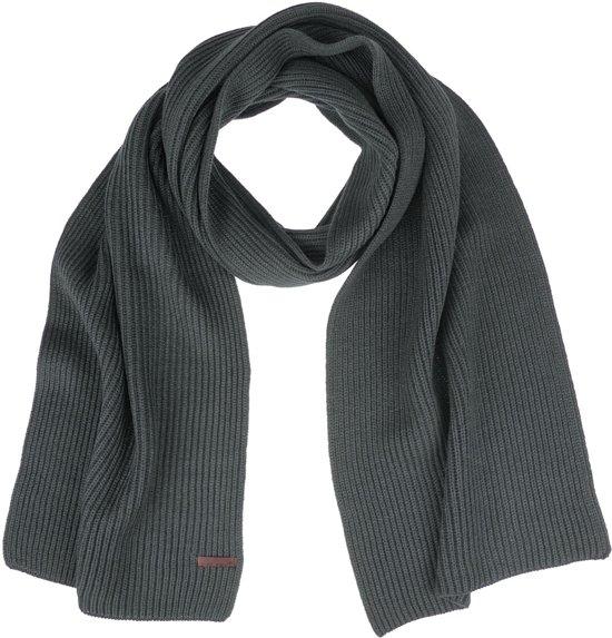 bol | starling sjaal heren - lux - antraciet