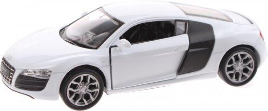 Welly Schaalmodel Nex Audi Die-cast Wit 11 Cm