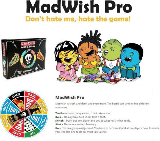 MadWish Pro